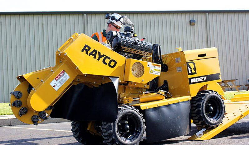 2020 Rayco RG37 Super Jr full