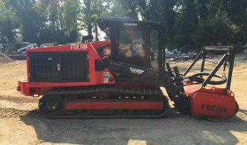 Used FTX128L Mulching Tractor full