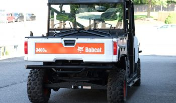 2018 Bobcat 3400XL Utility Vehicle full