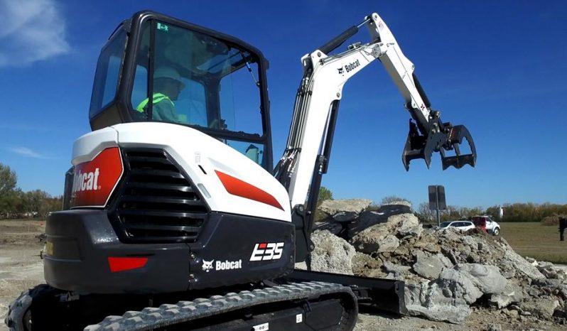 2020 Bobcat E35 full
