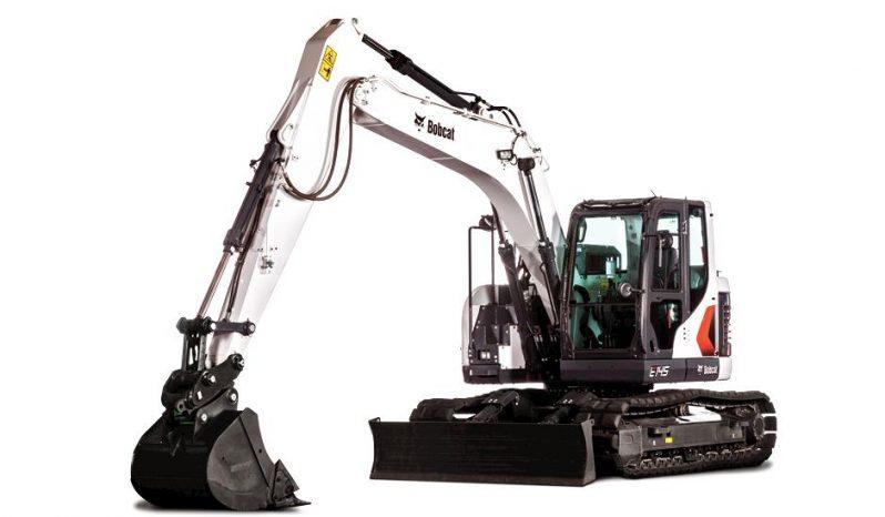 2020 Bobcat E145 full