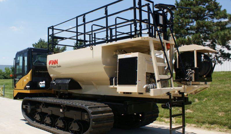 Finn T170 HydroSeeder® full
