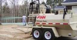 Finn T90T HydroSeeder