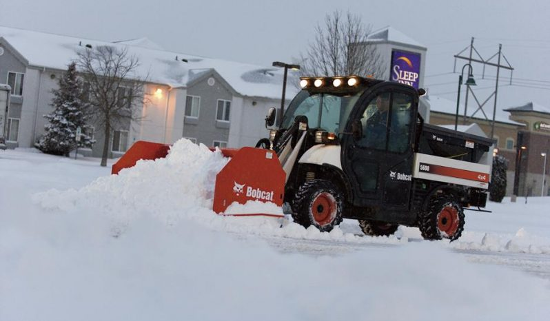 Snow Pusher full